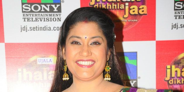 MUMBAI, INDIA – DECEMBER 07 : Renuka Shahane at the press conference for Dance reality show Jhalak Dikh La Ja Season 4. (Photo by Yogen Shah/India Today Group/Getty Images)