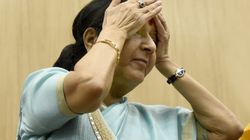 Sushma Swaraj Condoles Mahasweta Devi's Death, Praising The Books Of A Different Bengali
