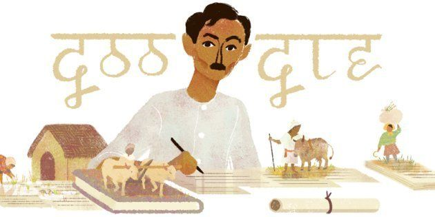 Google Honours Writer Munshi Premchand With A Doodle Inspired By