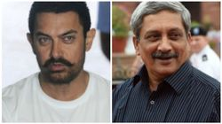 Manohar Parrikar Rakes Up Aamir Khan's Controversial Comment, Calls It