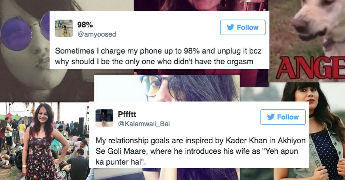 70 Hilarious Tweets By Indian Women That Are Pure Gold.