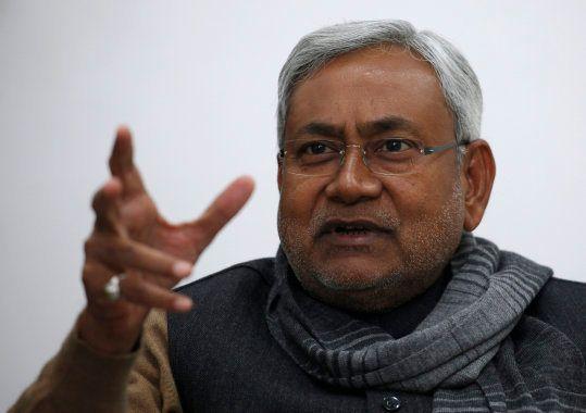 Bihar Chief Minister Nitish