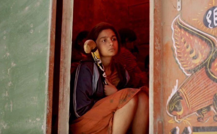 Alia Bhatt in a still from 'Udta