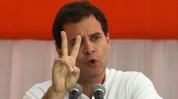Not Anandiben, 13 Years Of Modi Rule Responsible For Gujarat Burning, Says Rahul