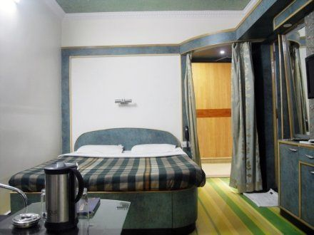 A file photo of the room Sonia Gandhi stayed in at Hotel Modern,