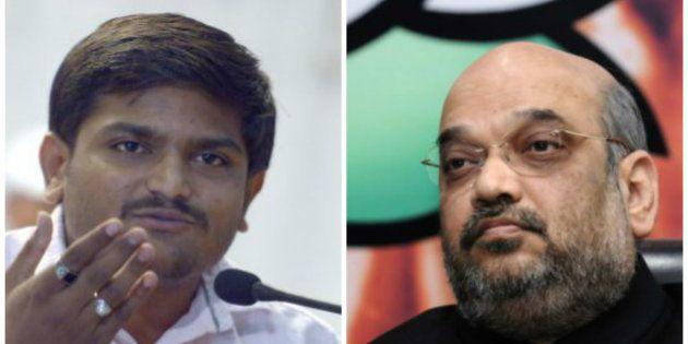 Hardik Patel Slams BJP, Says Gujarat Will Now Be Run By Amit