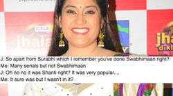 This Hilarious Conversation Between Renuka Shahane And A Journalist Is Actually Rather