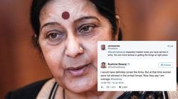 Here's Why Sushma Swaraj Is Winning The