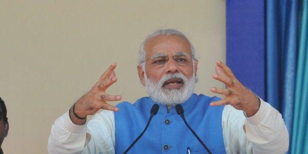 Why Modi's Lambasting Of Cow Vigilantes Was Mere Lip