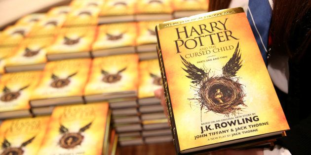 'Harry Potter and the Cursed Child' Is Anything But
