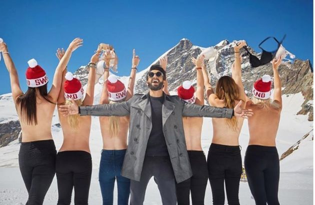 There's no stopping Ranveer