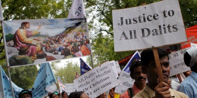 Dalit Christians, or India's lowest-caste