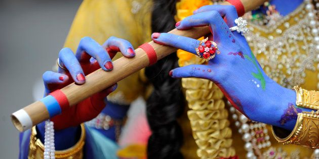 Waiting For Krishna: The 'Cheerharan' Of India And Lessons From The