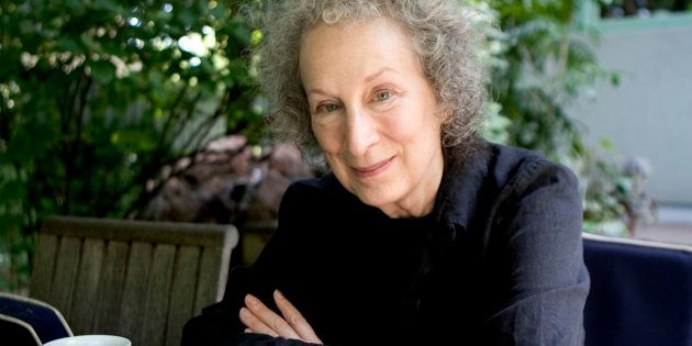 Author Margaret Atwood's is one of the best literary handles on Twitter. REUTERS/Fred Thornhill