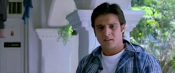 Jimmy Sheirgill in 'Lagey Raho Munna Bhai' (2006).