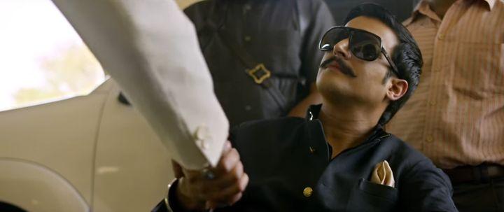 Sheirgill in 'Saheb Biwi Aur Gangster Returns' (2013).