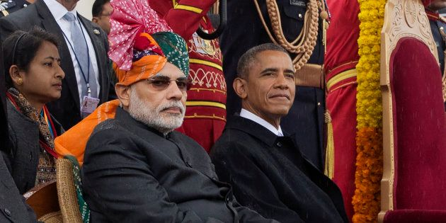 Modi's Speech Delays And Obama's