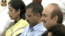 Kejriwal Made India Look Bad By Snoozing During Modi's Independence Day