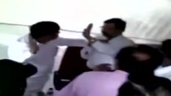 NCP Leader Denies Slapping Deputy Commissioner After Video Goes