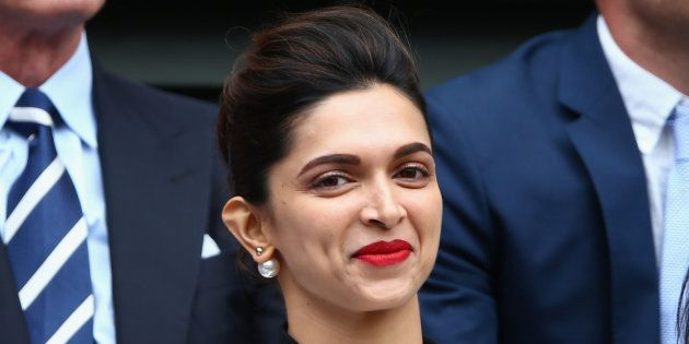 Deepika Padukone Is Now Officially One Of The World's Highest-Paid