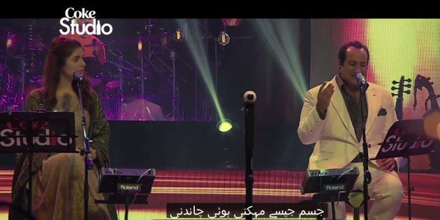 This Coke Studio Song Is Bringing India, Pakistan's Music Lovers