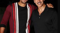 Will Smith Is In India And We Think We May Know What He's Doing With Akshay