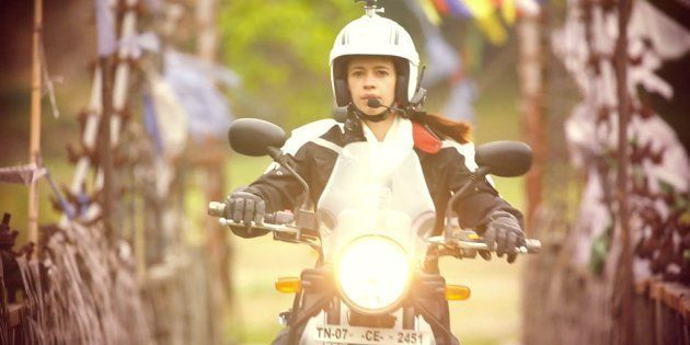 PHOTOS: Kalki Koechlin Hit The Road With Her Dad For This Upcoming TV