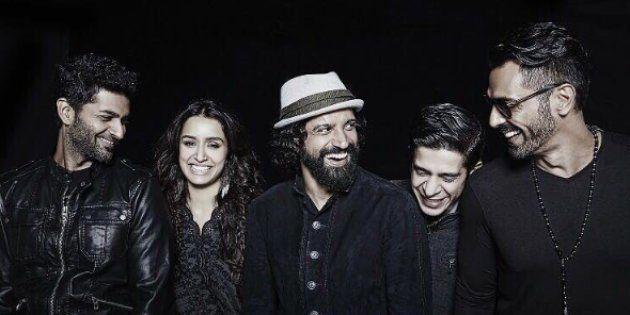 'Rock On!! 2' Poster Revealed, Shraddha Kapoor, Shashank Arora Join The