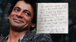 This Heart-Warming Note From A Fan To Sunil Grover Will Leave You