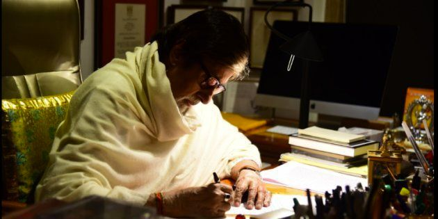 Amitabh Bachchan's Heartfelt Letter To His Granddaughters Is Something Every Woman Should