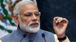 PM Modi Says Those Who Use Children To 'Fuel Violence' In Kashmir Will Have To