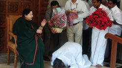 Jayalalithaa Hits A Century, But The Chennai Super Queen Will Need To Build Her Innings