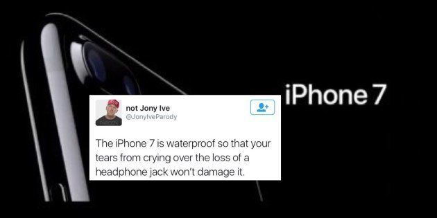 Apple iPhone 7 Is Out And So Are The Jokes On The