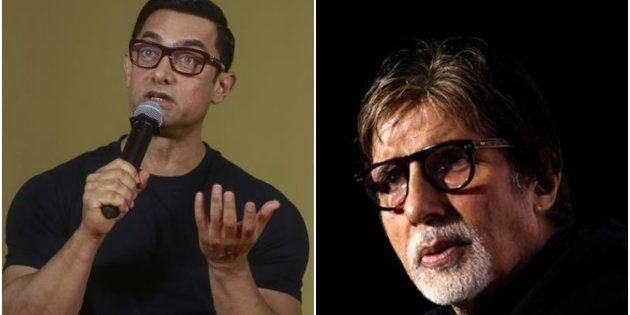 Aamir Khan and Amitabh Bachchan will be teaming for the first time for 'Thugs of
