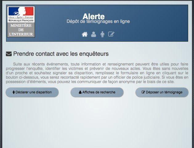 Attaque de Strasbourg: la police française diffuse un appel à témoins pour retrouver le