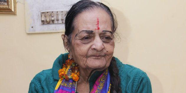 File photo of veteran dancer and former English lecturer Tara Balgopal.
