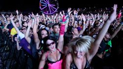The First Phase Of The Electric Daisy Carnival Line-Up Is