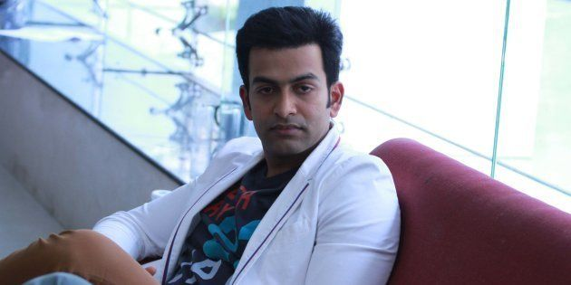 Bollywood actor Prithviraj Sukumaran during promotion of upcoming film Aurangzeb at HT House on May 15,...