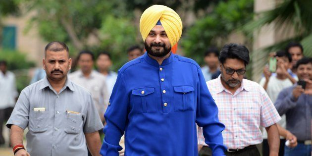 Navjot Sidhu Attacks AAP, Wants To Launch