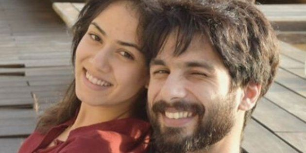 Shahid Kapoor Reveals His Baby Daughter's Name And It's SUPER