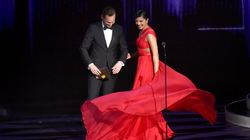 So Apparently, Priyanka Chopra And Tom Hiddleston Couldn't Stop Flirting At The Emmys