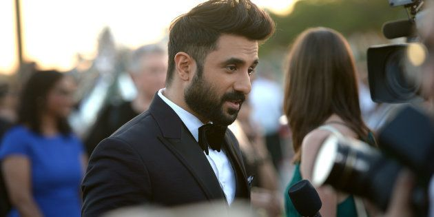 TAMPA, FL - APRIL 25: Vir Das arrives to the IIFA Magic of the Movies at MIDFLORIDA Credit Union Amphitheatre...