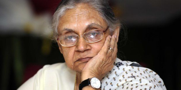 Stop Spreading Motivated Rumours About My Health: Sheila Dikshit