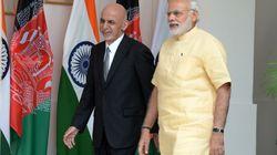 PM Modi Meets President Ghani, Pledges $1 Billion Towards Afghanistan's