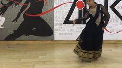 Someone Performed Kathak To Sia's 'Cheap Thrills' And It's