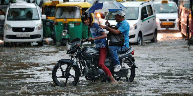 Should Kejriwal Be Held Accountable For Delhi's Monsoon
