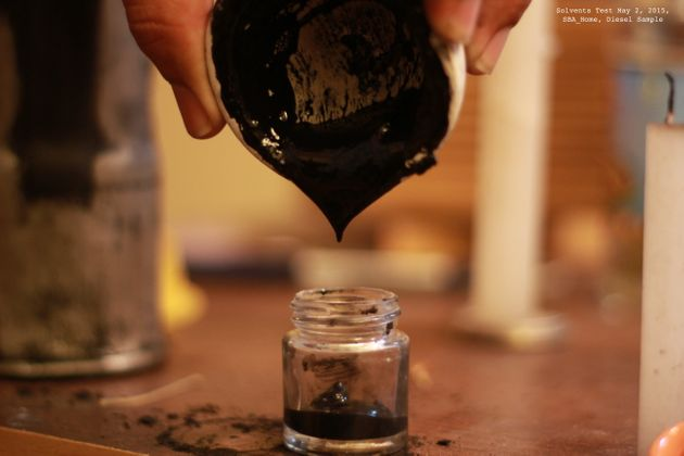 This Start-Up Recycles Polluted Air To Make Ink And Paints For