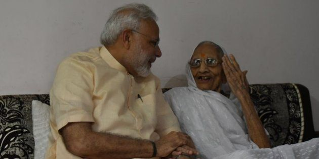 PM Modi's Birthday: Record-Breaking Cake, Mother's Blessings And Wishes From World
