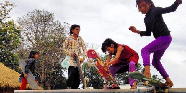 Why A German Woman Built A Skatepark In Rural Madhya