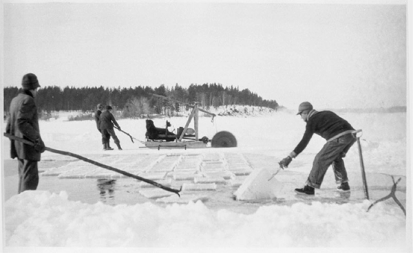 The Astonishing Story Of How Ice Was Made In 19th -Century